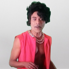 CP Lacey as Little Richard