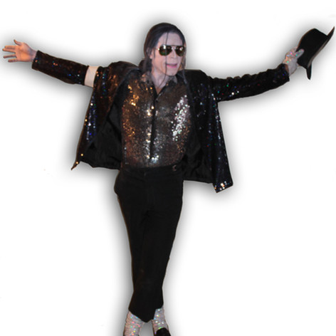 CP Lacey as Michael Jackson