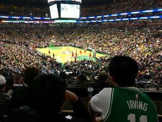 Weekends Off-Campus: Celtics Game and Local Art Museum