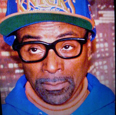 CP Lacey as Spike Lee
