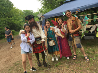 Renaissance Historical Faire takes students back in time
