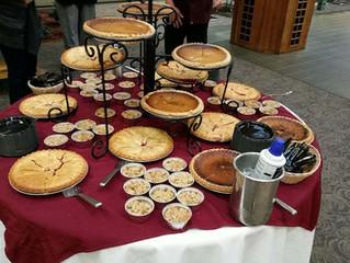 Thanksgiving at MAIA!