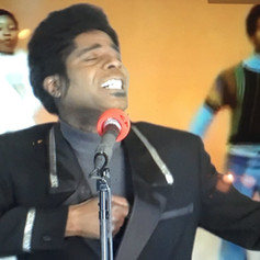 CP Lacey as Young James Brown