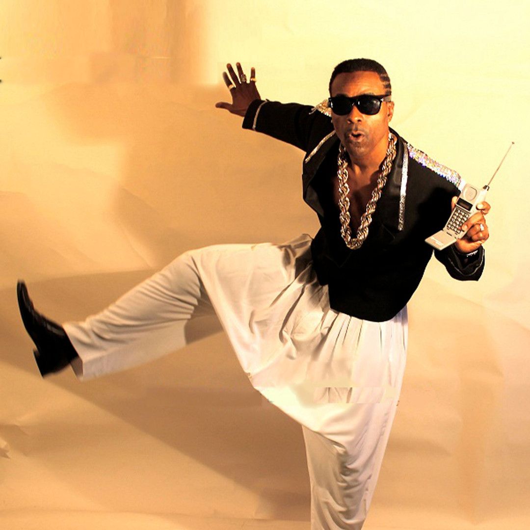 CP Lacey as MC Hammer