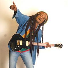 CP as Bob Marley