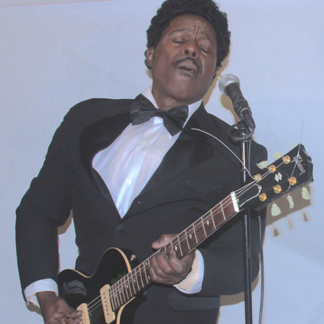 CP Lacey as BB King