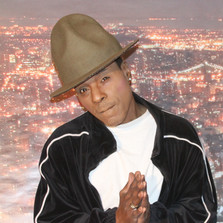 CP Lacey as Pharrell