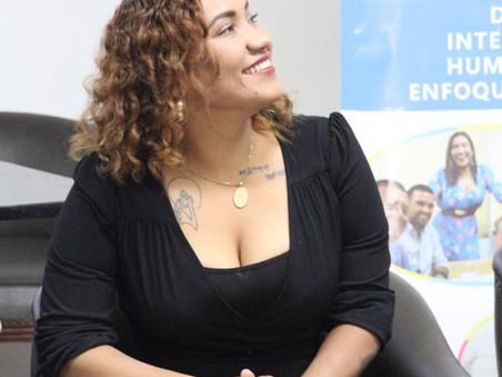 Reconocimiento de Claudia Quintero en ATN televisión