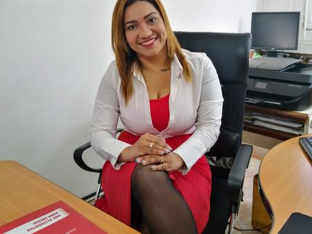 """La  prostitución es violencia machista"""" Claudia Quintero"""