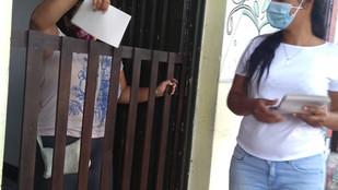 Mujeres migrantes se alistan para invitar a la Gran Feria Gastronómica Venezolana