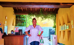 Abriendo caminos por la misión en el Caribe Colombiano