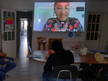 Exitoso taller para mujeres en proceso de empoderamiento