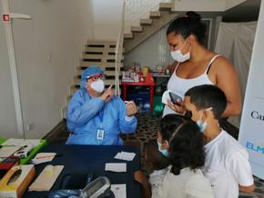 La Corporación Anne Frank, OIM y Médicos del Mundo, unidos en pro de los migrantes venezolanos