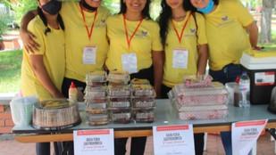 Con total éxito se desarrolló la Gran Feria Gastronómica en San Pedro (Valle del Cauca)