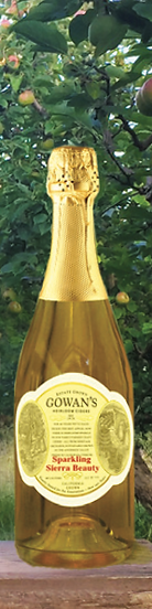 Gowan's Sparkling Sierra Beauty Heirloom Cider