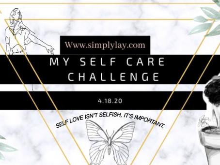 My Self Care Challenge