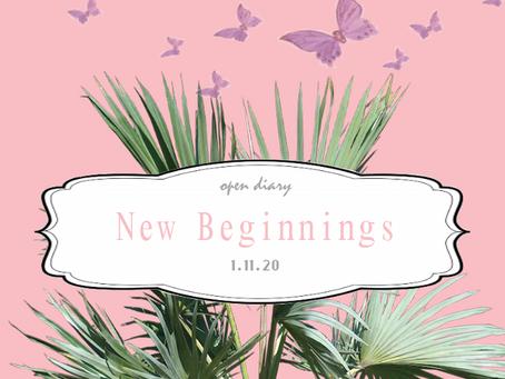 OD: New Beginnings