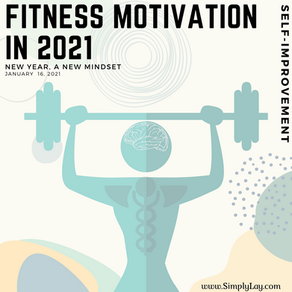 Fitness motivation in 2021: New year, a new mindset
