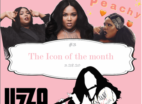 #3: The Icon of the month