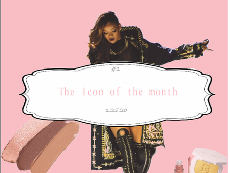 #1: The Icon of the month