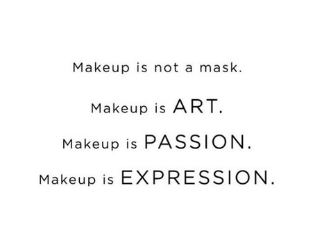Thoughts on: Makeup