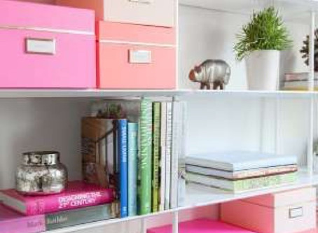 How to: become organized for the year (Jan. 2019)