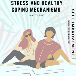 Stress and healthy coping mechanisms