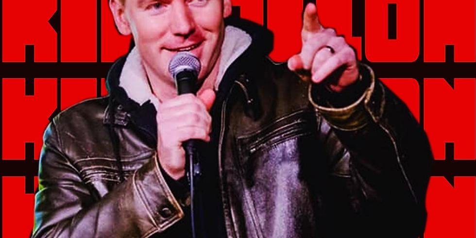Joe Kilgallon at La Potato | Late Show (1)