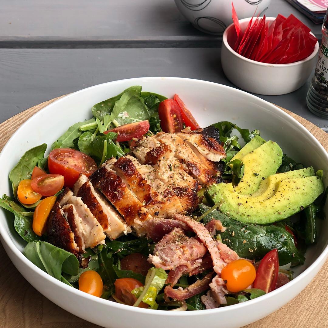 chicken and avocado salad.JPG