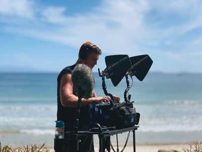 Max Berridge - Sound Recordist