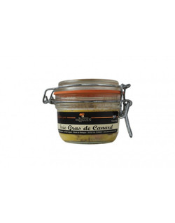 Foie gras de canard entier 120 gr
