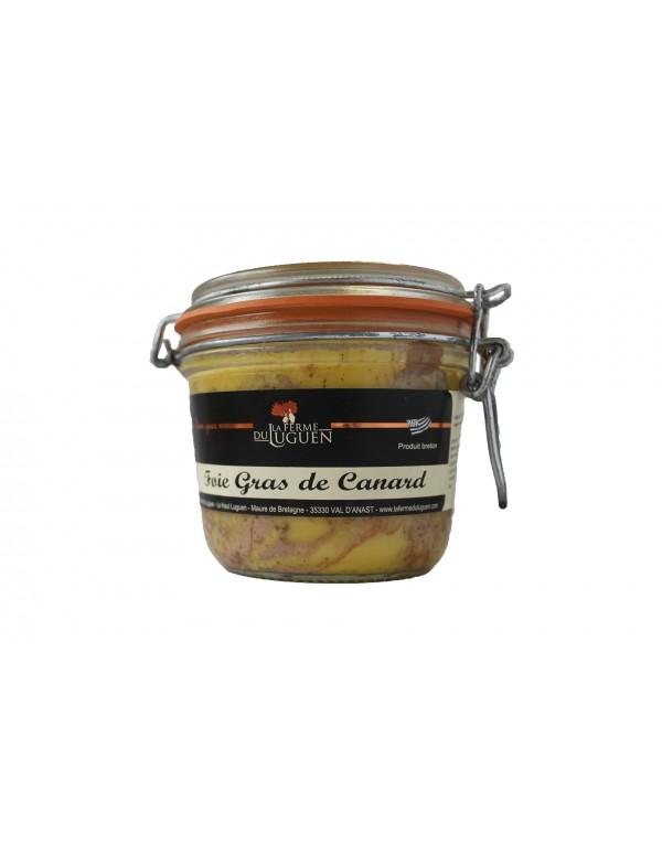 Foie gras de canard entier 180gr
