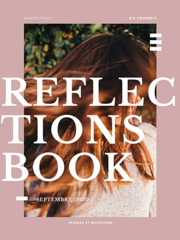 Reflections Book SEPTEMBRE 2020