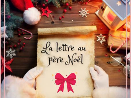 Écris ta lettre au Père Noël