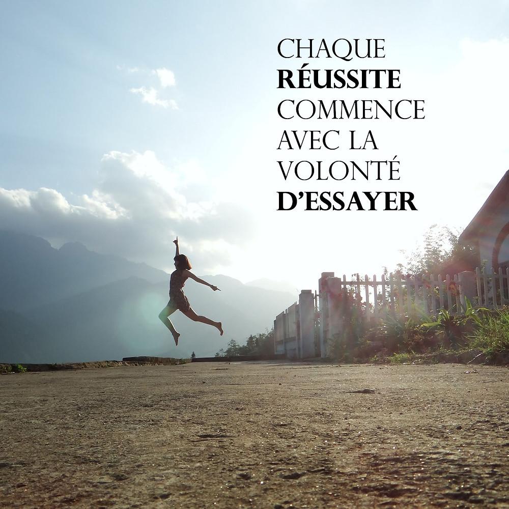 citation, proverbe, inspirante, réussir ses objectifs, volonté d'essayer, volonté de continuer, essayer de se battre, réussir à atteindre ses rêves, comment avoir de la motivation, succès,