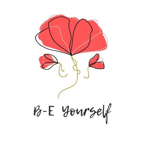 logo b-eyourself coaching psychologie praticienne sophrologie coach de vie partage amour bienveillance écoute harmonie simplicité générosité