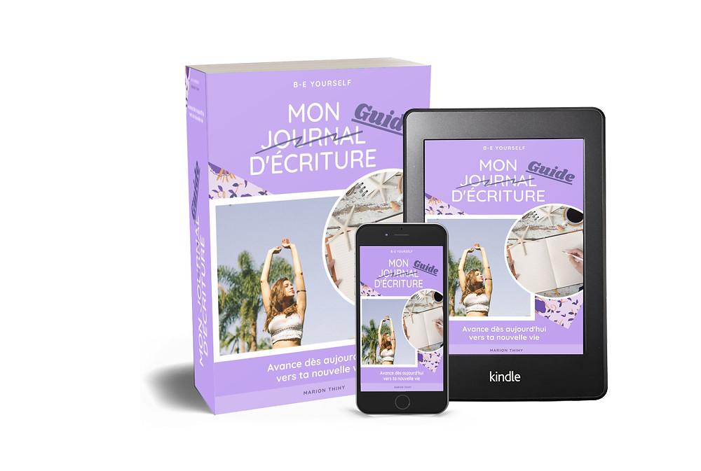 e-book gratuit, programme coaching, pdf, télécharger, guide d'écriture, confiance en soi, estime de soi, habitudes de vie