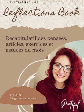 Reflections Book FEVRIER 2021