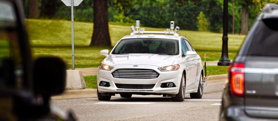 Ford satsar på autonoma bilar med massproduktion i en nära framtid