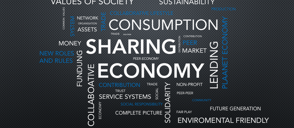 Sharing economy - the game changer ?