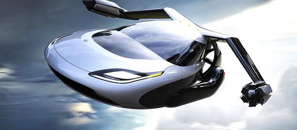 Flygande bilar