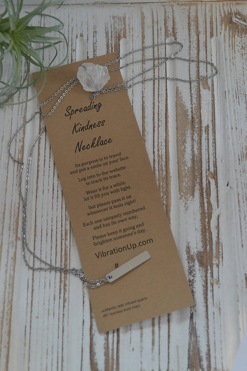 10 Spreading Kindness Necklaces