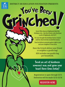 You've Been Grinched!