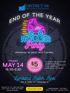 End of the Year Roller Party