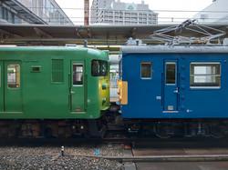 × 緑115系