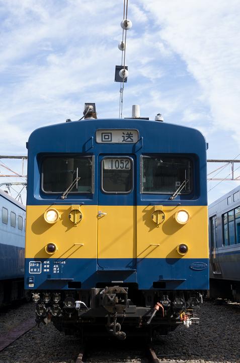クモヤ145-1050番台(クモヤ145-1052)