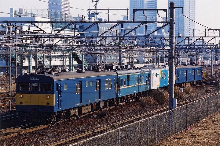 2003年2月・クモヤ+マヤ+スヤ+クモヤ・@Hiroshi651059様よりs