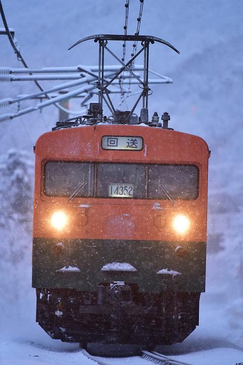 クモヤ143-50番台(クモヤ143-52)