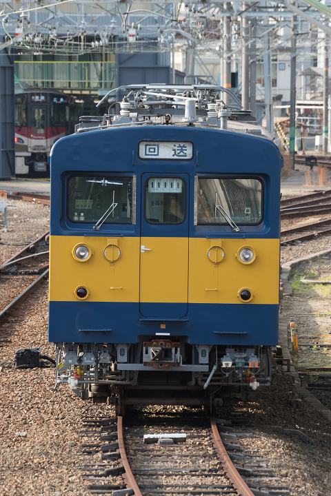 クモヤ145-1100番台(クモヤ145-1102)