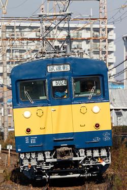 クモヤ145-1000番台(クモヤ145-1006)